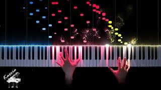 Brahms Hungarian Dance No 1 Piano Solo