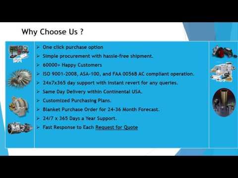 Aerospace Parts Distributor - ASAP AM Spares
