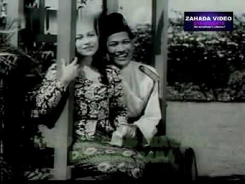 DEWI KU (KARAOKE) Nyanyian P.Ramlee & Rubiah petikan filem