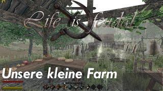 Life is Feudal: Your Own - unsere kleine Farm - LP Teil 2 DX11 [1080p/Deutsch]