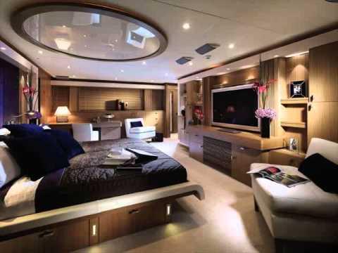 desain kamar tidur yang memanjang Julie Estelle Desain Interior