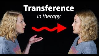 What is Transference In Therapy? | Kati Morton | Kati Morton