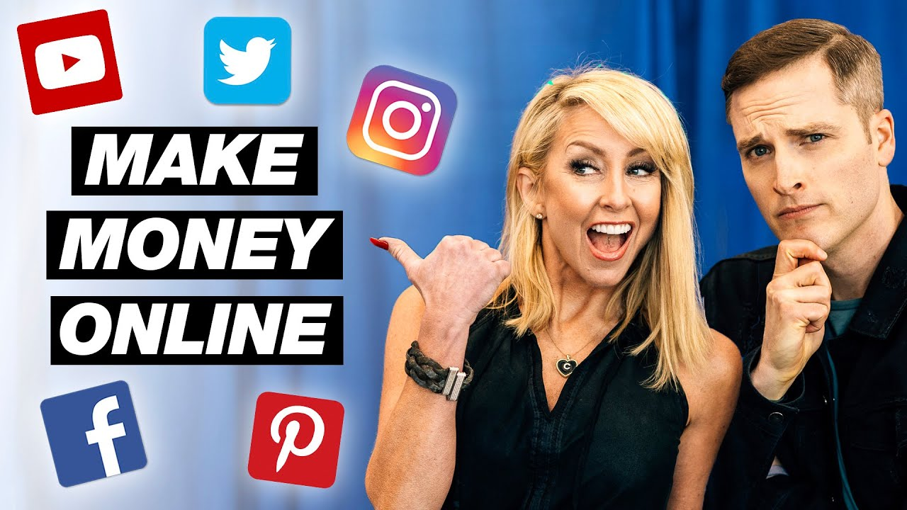 21 Ways to Make Money Online with Social Media