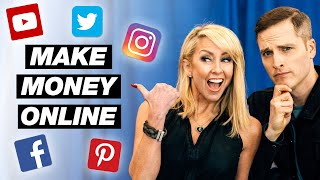 Social media & business expert chalene johnson share 21 different ways to make money online with media. **** watch the free training how build a 6-...