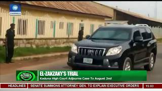 Kaduna High Court Adjourns El Zakzaky's Trial To August 2