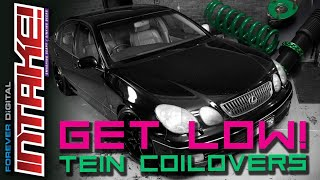 Installing Coilovers in an Aristo/GS300