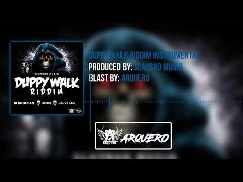 Duppy Walk Riddim Instrumental - Slaybad Musiq
