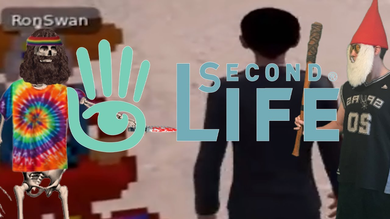 Second Life: Waffle House, Women, and Karaoke (FT. Hippie)
