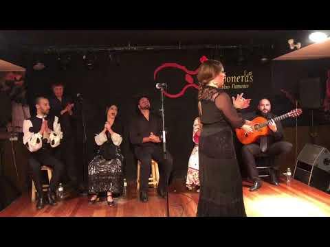 Tablao Las Carboneras: Loreto De Diego por bulerías
