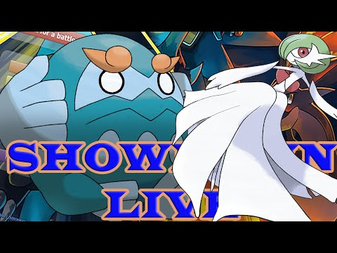 Pokemon Showdown Live ORAS #112 [Ou] - Two And A Half Zen