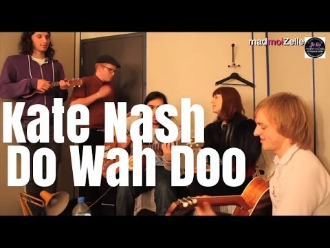 Kate Nash - Do Wah Doo unplugged