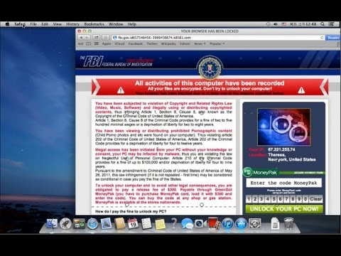 How To Remove Adware, Pop-up Ads and Viruses from Mac OS