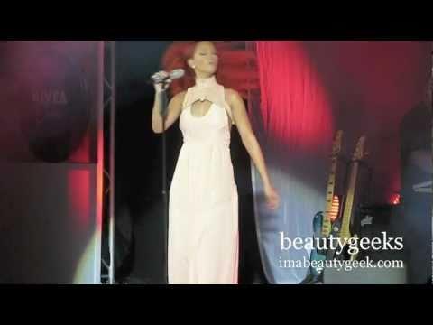 Rihanna: Invite-Only Disturbia Live Performance @ Nivea's 100th Anniversary Boat Bash