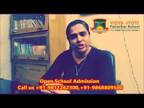 CBSE Open School Admission Delhi 10th, 12th | 09811262300