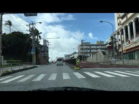 """Nago Citizen Beach & Driving On The """"Wrong"""" Side Of The Road!"""
