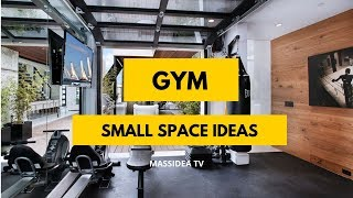 50+ Greatest Small Space Gym Ideas for Your Room