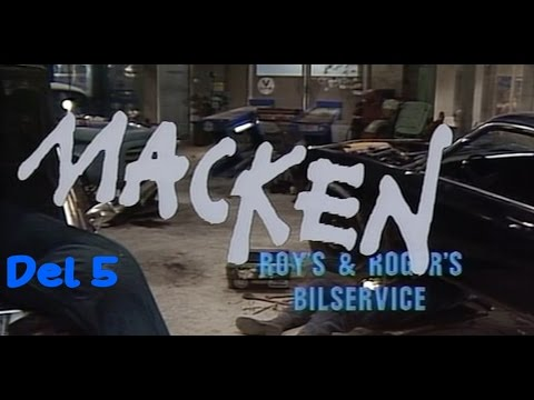 Macken, TV serien - del 5