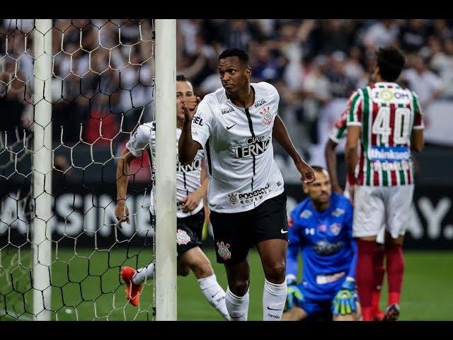 Gol de Jô - Corinthians 3 x 1 Fluminense - Narração de Nilson Cesar