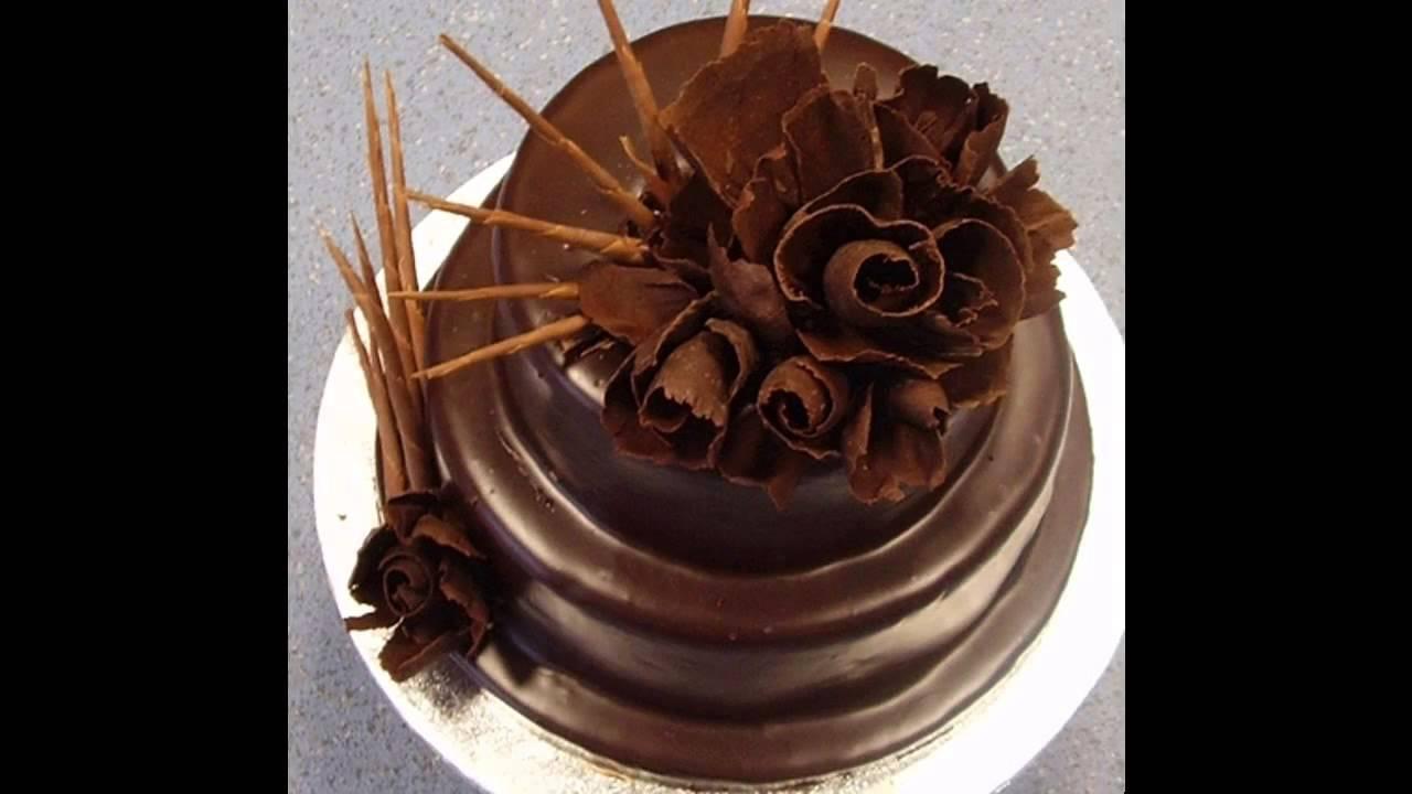 Chocolate Birthday Party Cake Ideas Youtube
