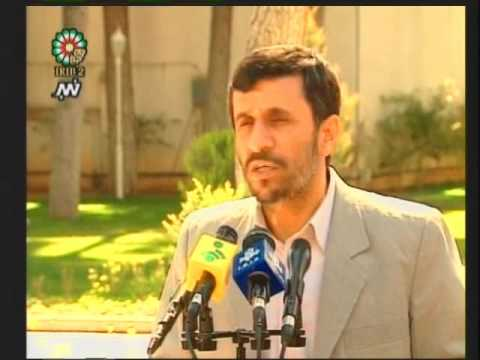 Iran News: Ahmadinejad Press Conference - In Persian / Farsi
