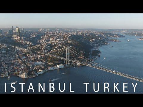 Настоящая атмосфера Турции. Стамбул без туристов. Босфор. Виды с высоты дрона
