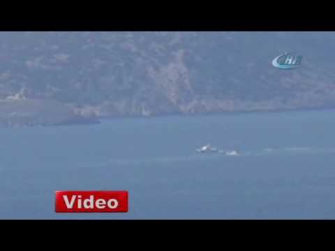 Νέο σκηνικό έντασης έστησε η Άγκυρα στα Ίμια - Βίντεο με «κυνηγητό» ελληνοτουρκικών πλοίων