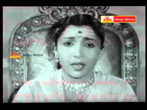 "Deva Maha Deva - ""Telugu Movie Full Video Songs""  - BhooKailas(NTR,ANR,Jamuna)"