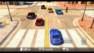 Traffic Game pc game play - {two way(suburbs)}