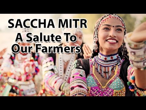 Saccha Mitr - A Salute To Our Farmers by Vodafone India | Maati Baani