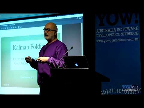 YOW! 2017 Brian Beckman - Kalman Folding For The Brave And True #YOW
