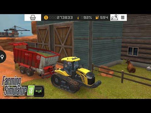 Fs18 farming simulatör 18 / çim silajı _ grass silage /# 92 HD /