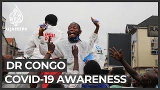 DR Congo activists fight misinformation around COVID-19