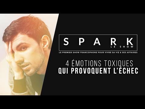 Les 4 émotions toxiques à l'origine de toute douleur - SPARK LE SHOW