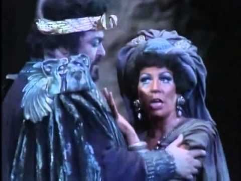 Aida Act 3 Finale