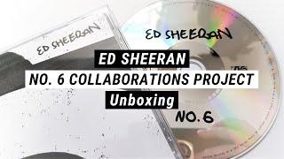 [Unboxing] Ed Sheeran - NO.6 Collaboration Project | infireslifeu