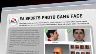 Official Fifa Virtual Pro Game Face Tutorial