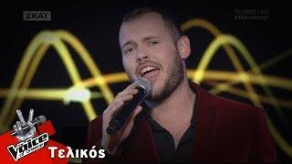 Γιώργος Ζιώρης - Thats life | Τελικός | The Voice of Greece