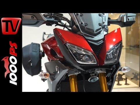 Yamaha MT-09 Tracer 2015 | Details-Technische Daten, Verfügbarkeit