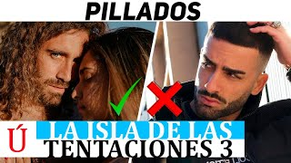¡Pillados! Raúl y Claudia filtran por error su relación tras La isla de las tentaciones 3