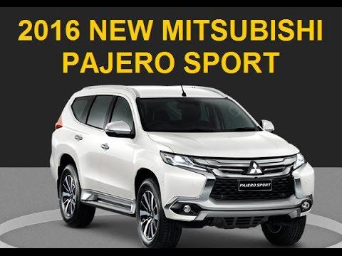 mitsubishi pajero sport 2016 price  New Mitsubishi Pajero Sport 2016 Safety Scanning - #Mitsubishi ...