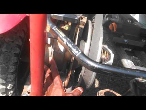 Honda Odyssey With a 420cc Predator Engine