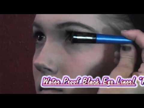 2014 Hair and Makeup Tutorial