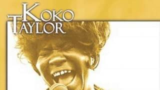 Koko Taylor Hey Bartender