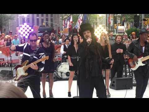 "Culture Club - ""Karma Chameleon"" Live HD @ the TODAY Show New York 2015"