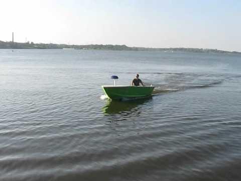 Jon Boat: Yamaha Jon Boat