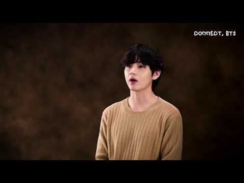 [CONNECT, BTS] Secret Docents of 'New York Clearing (2020)' by V @ New York