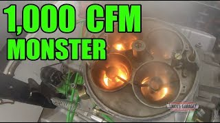 Monster Plymouth 440 Dyno Tested - Frankenstein Returns