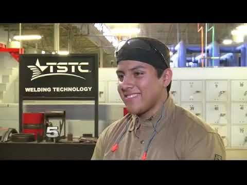 TSTC Class Helps Students Build Foundation for Future Career