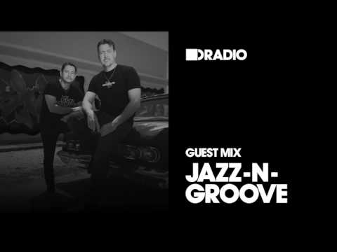 Defected Radio Show: Jazz-N-Groove House Masters Mix - 05.05.17