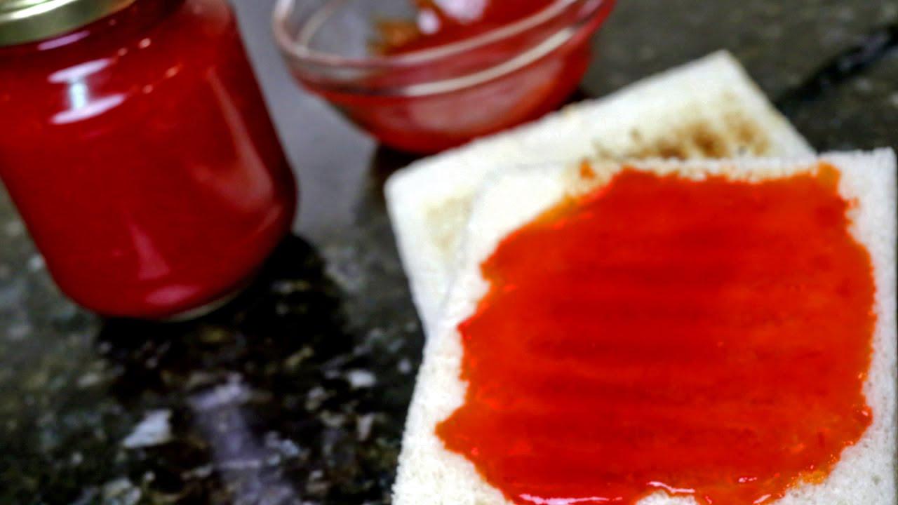 Mermelada de pimiento rojo youtube - Mermelada de pimientos rojos ...